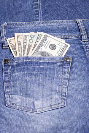 pochette: Money in the pocket