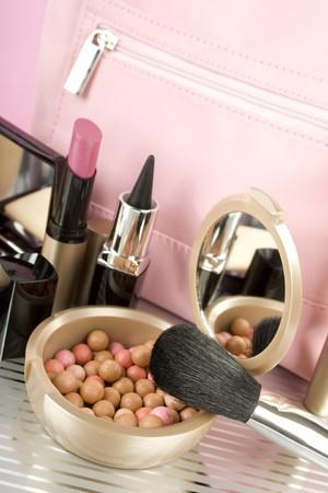 vanity bag: Cosmetics