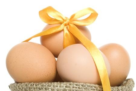 Eggs  Standard-Bild