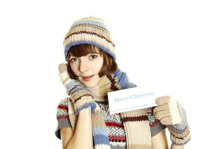 Congratulations on Christmas photo