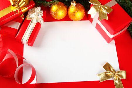Christmas Card Stock Photo - 8478194