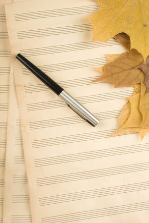 Autumn Music photo