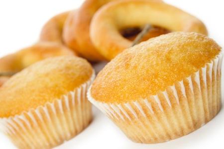 Bakery products Standard-Bild