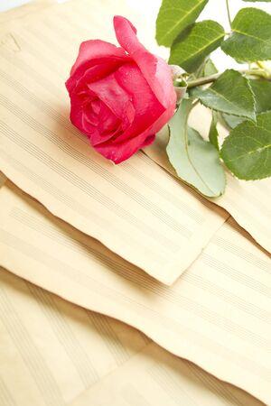 Music and romance photo