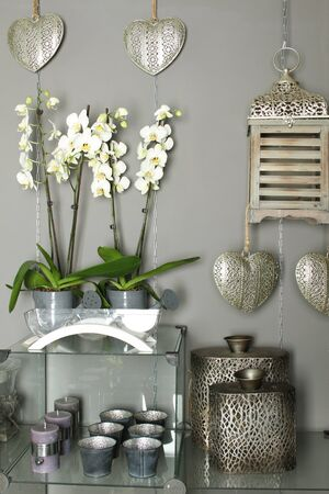 Home decor objects Stock Photo - 12288246
