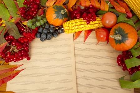 Music autumn