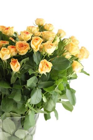Yellow roses Stock Photo - 12930896