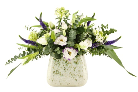 veronica flower: Beautiful bouquet of flowers