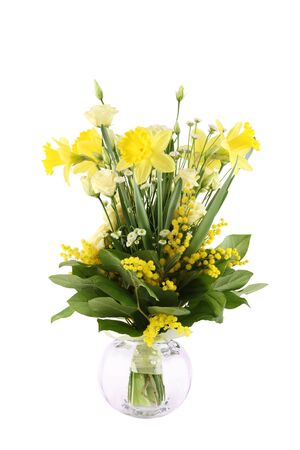 Beautiful bouquet of flowers Stock Photo - 12930928