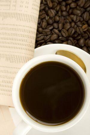 Caffeine Drink   Newspaper photo