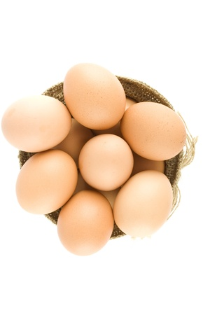 egg box: Easter Stock Photo