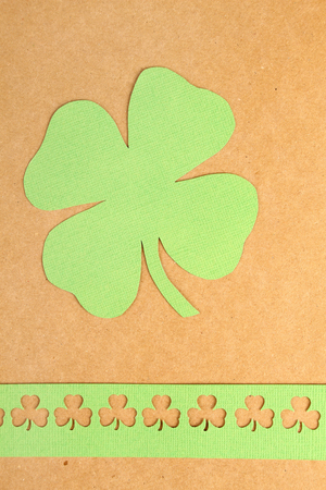 Background for St  Patrick