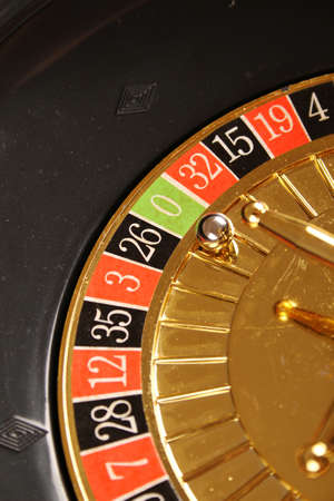 las vegas metropolitan area: Close up of casino roulette Cales. Background