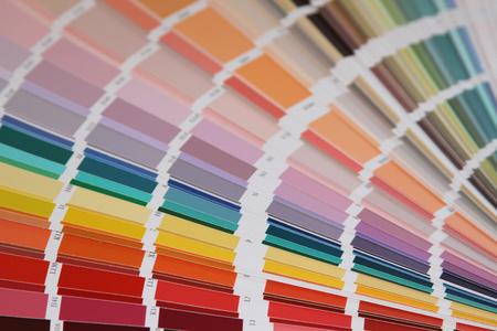 pantone: Veer Pantone colors to paint. Many different colors