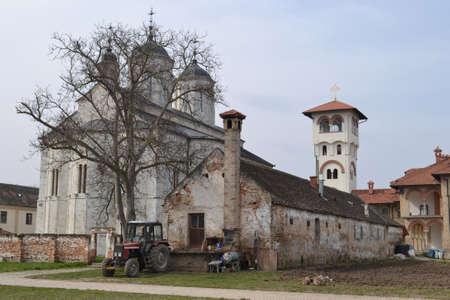 serbia: Monastery Koval, Serbia