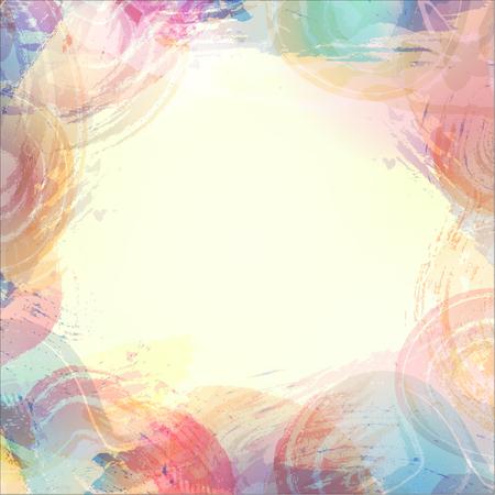 aquarelle: Aquarelle abstract background. Watercolor splash.  illustration. Illustration