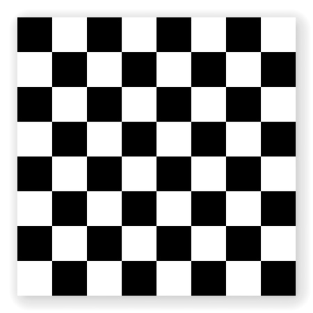 Chessboard for playing illustration.
