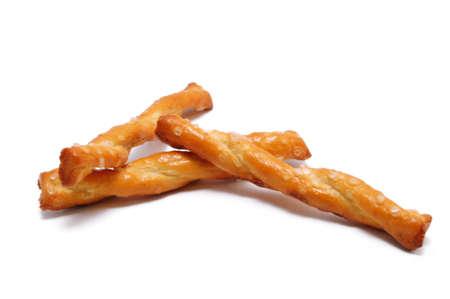 pretzel: Three Pretzels