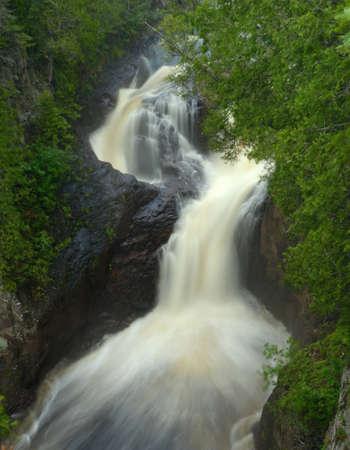 Devils Kettle Falls, Minnesota