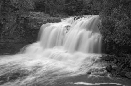 Upper Gooseberry Falls, Gooseberry State Park Minnesota