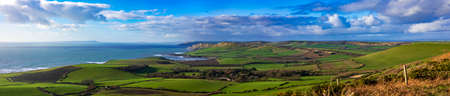 Swyre Head is the highest point in the Purbeck Hills and the 360 degree views are breathtaking - absolutely worth the 682ft climb