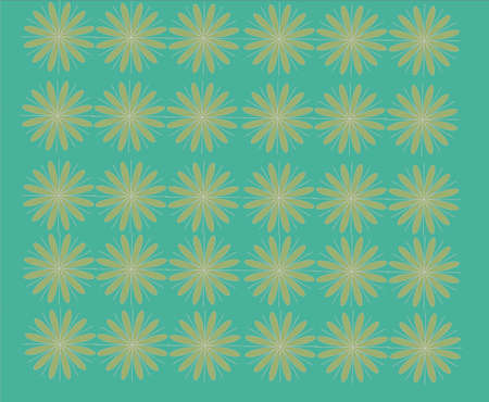 Flower pattern for your textile