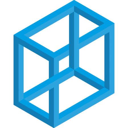 escher: Optical illusion pattern