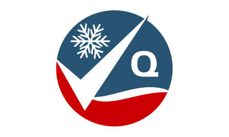Best Quality Service Air Conditioner Initial Q Illustration