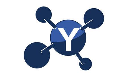 Synergy Logo Initial Y