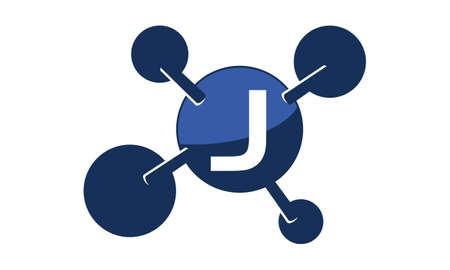 Synergy Logo Initial J