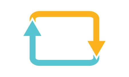 Online Marketing Business Distribution Illustration