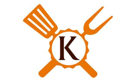 Restaurant Letter K