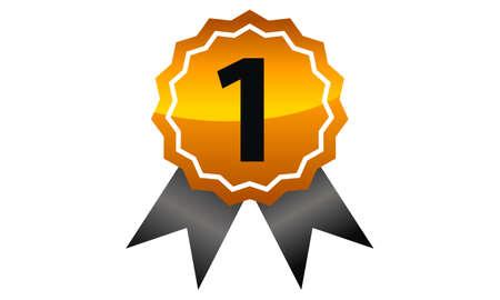 top class: Emblem Best Quality Number 1