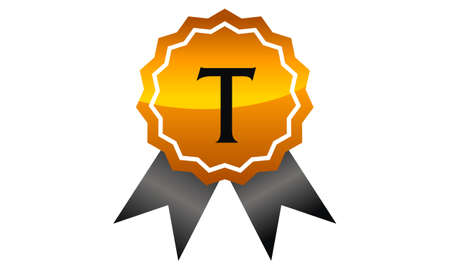 Logo Quality Letter T Illustration