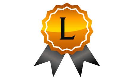 Logo Quality Letter L Illustration