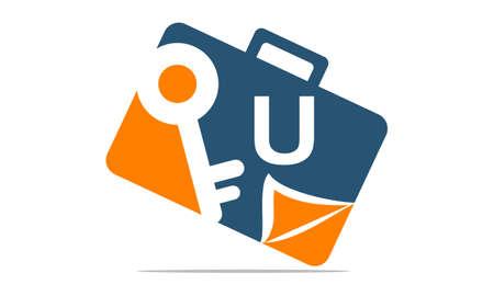 Briefcase Key Document Initial U