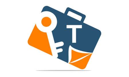 Briefcase Key Document Initial T