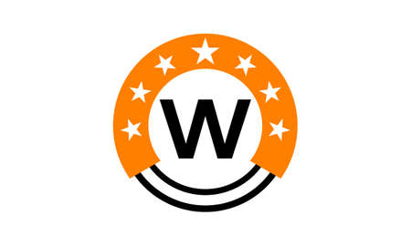 Star Union Initial W
