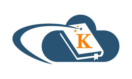 Cloud Ebook Solutions Initial K Çizim