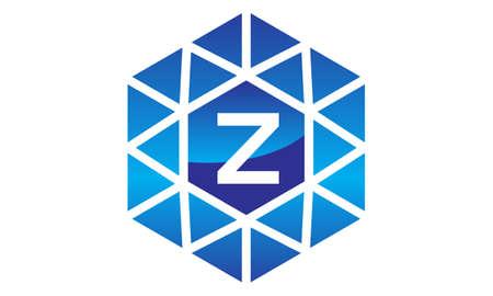 Diamond Initial Z