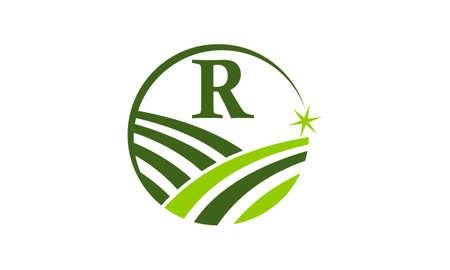 paysagiste: Projet vert Solution Centre initial R