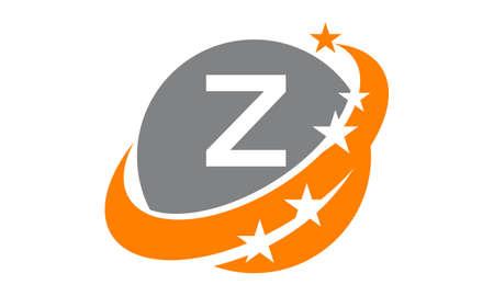 Modern Logo Solution Letter Z Illustration