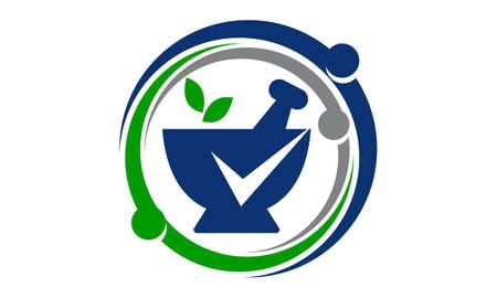 molinillo: Farmacia Salud Vectores