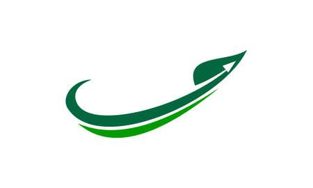 garden maintenance: Swoosh Leaf