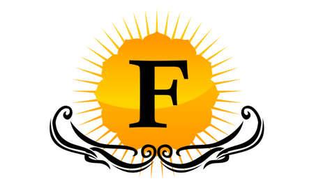 asociacion: Letra F Modern Logo Solutions