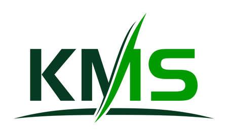 cutter: Leaf Letter K M S