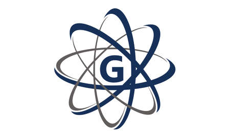 Atom Initial G Illustration