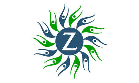 Community Social Initial Z