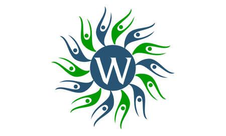 Community Social Initial W