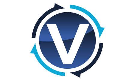 v cycle: Process Planner Center Letter V